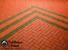 P402 Тротуарная плитка Feldhaus Klinker вид 6