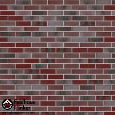 Плитка для фасада R563 carbona ardor rutila вид 9