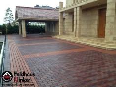 P409 Тротуарная плитка Feldhaus Klinker вид 3