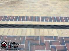 P273 и P408  Тротуарная плитка Feldhaus Klinker вид 2