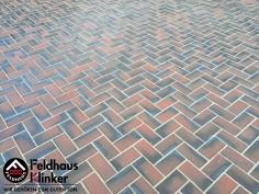 P408 Тротуарная плитка Feldhaus Klinker вид 9