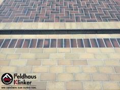 P273 и P408  Тротуарная плитка Feldhaus Klinker вид 3