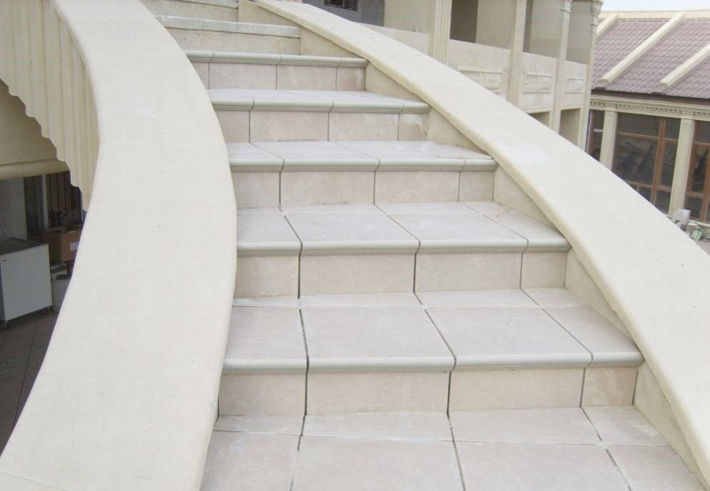 Примеры ступеней -