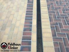 P273 и P408  Тротуарная плитка Feldhaus Klinker вид 9