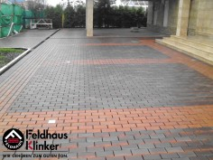 P409 Тротуарная плитка Feldhaus Klinker вид 1