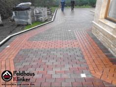 P409 Тротуарная плитка Feldhaus Klinker вид 4