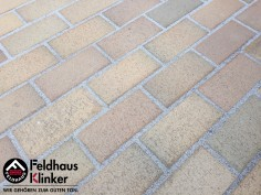 P273 Тротуарная плитка Feldhaus Klinker вид 7
