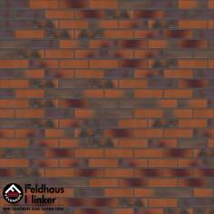 Клинкерный кирпич K582 salina terreno bluastro вид 7