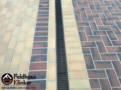 P273 и P408  Тротуарная плитка Feldhaus Klinker вид 11