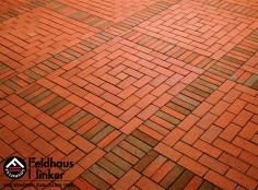 P402 Тротуарная плитка Feldhaus Klinker вид 5
