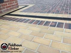 P273 и P408  Тротуарная плитка Feldhaus Klinker вид 8