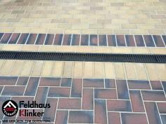 P273 и P408  Тротуарная плитка Feldhaus Klinker вид 13