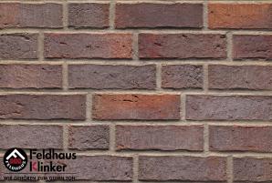Клинкер ручная формовка K662 sintra lava azur