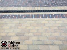 P273 и P408  Тротуарная плитка Feldhaus Klinker вид 14