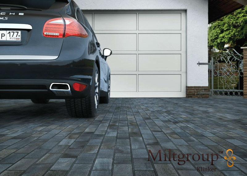 Плитка для автостоянок и гаражей